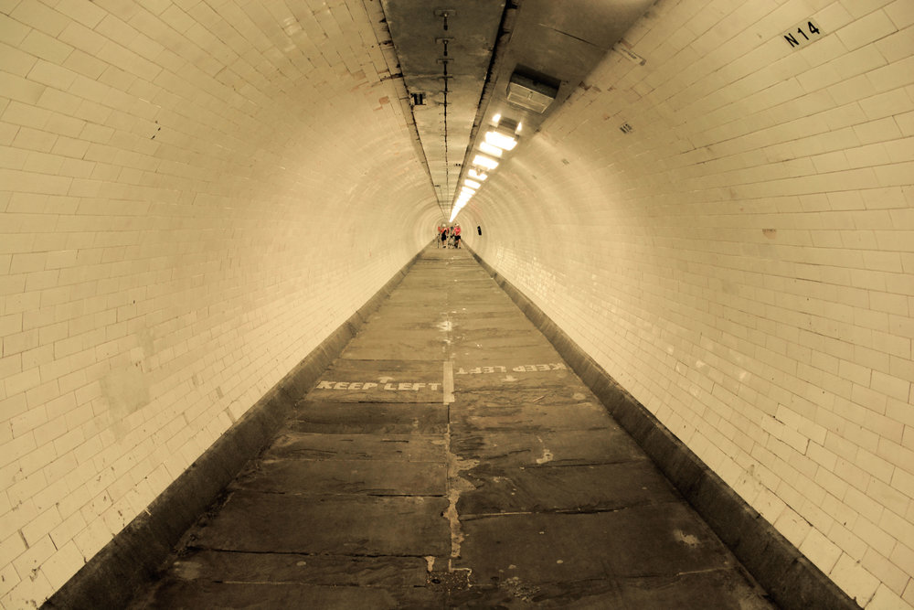 Copy of A FOOT TUNNEL UNDER THE THAMES