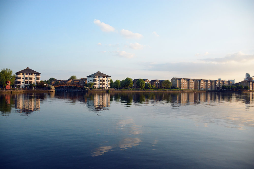 ISLE OF DOGS - From sleek architecture to soothing nature and stunning wildlife.
