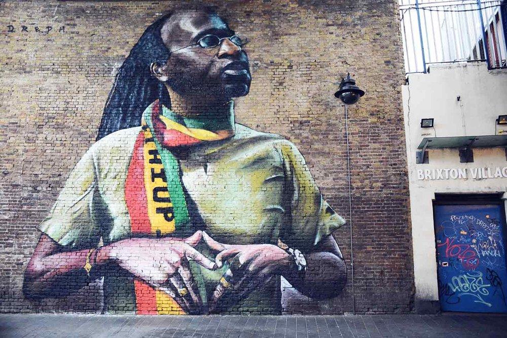 Graffiti Brixton