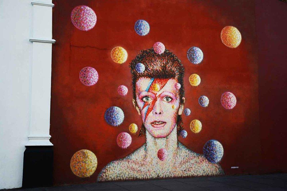 David Bowie Brixton