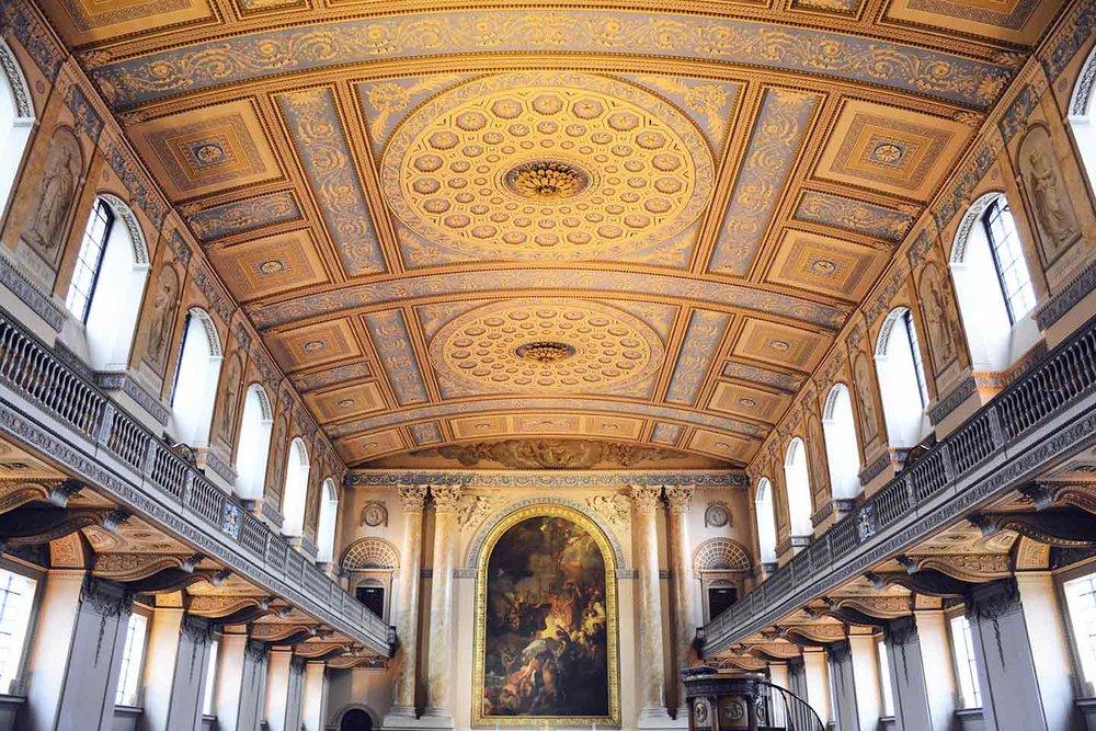 Greenwich Chapel