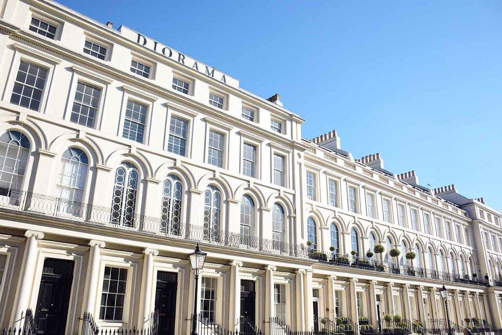 Regency Architecture London