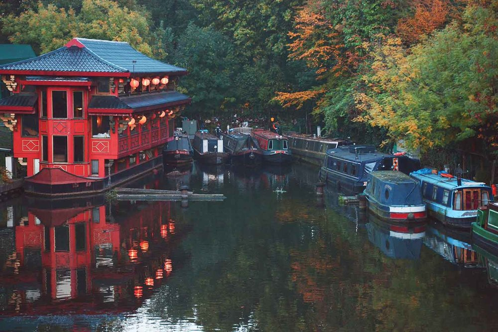 Little Venice Music & Canal Walk - Discover Regent's Park, Primrose Hill, and Little Venice on a relaxing canal walk.