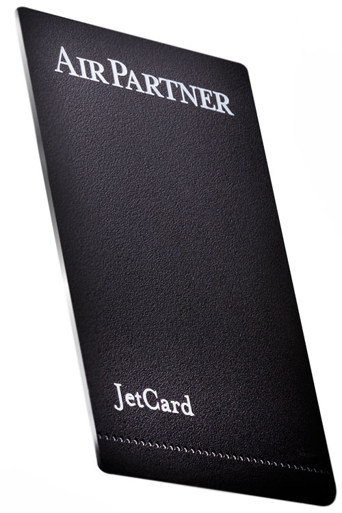 Air Partner's JetCard is a global jet membership program that is fully refundable with no peak day restrictions.