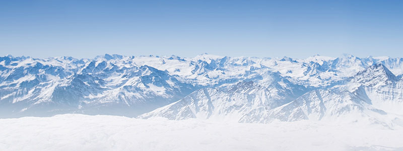 Private jet to the French Alps for a transcendent ski experience.