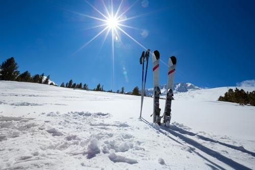 Ski in Park City, UT during Sundance Film Festival 2018