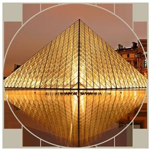 Go to the Tuileries Garden near the Louvre Museum, Paris.