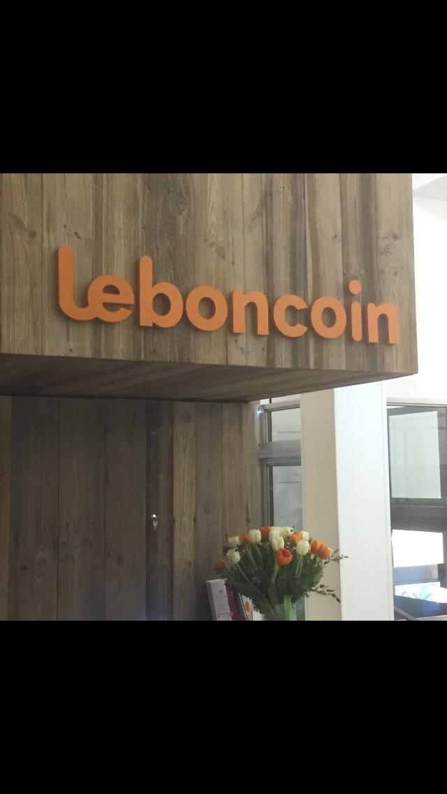 LEBONCOIN   Logo et signalétique