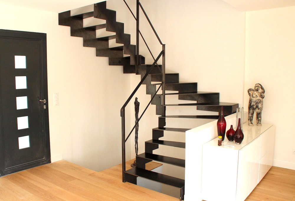Photo d'un escalier sur-mesure