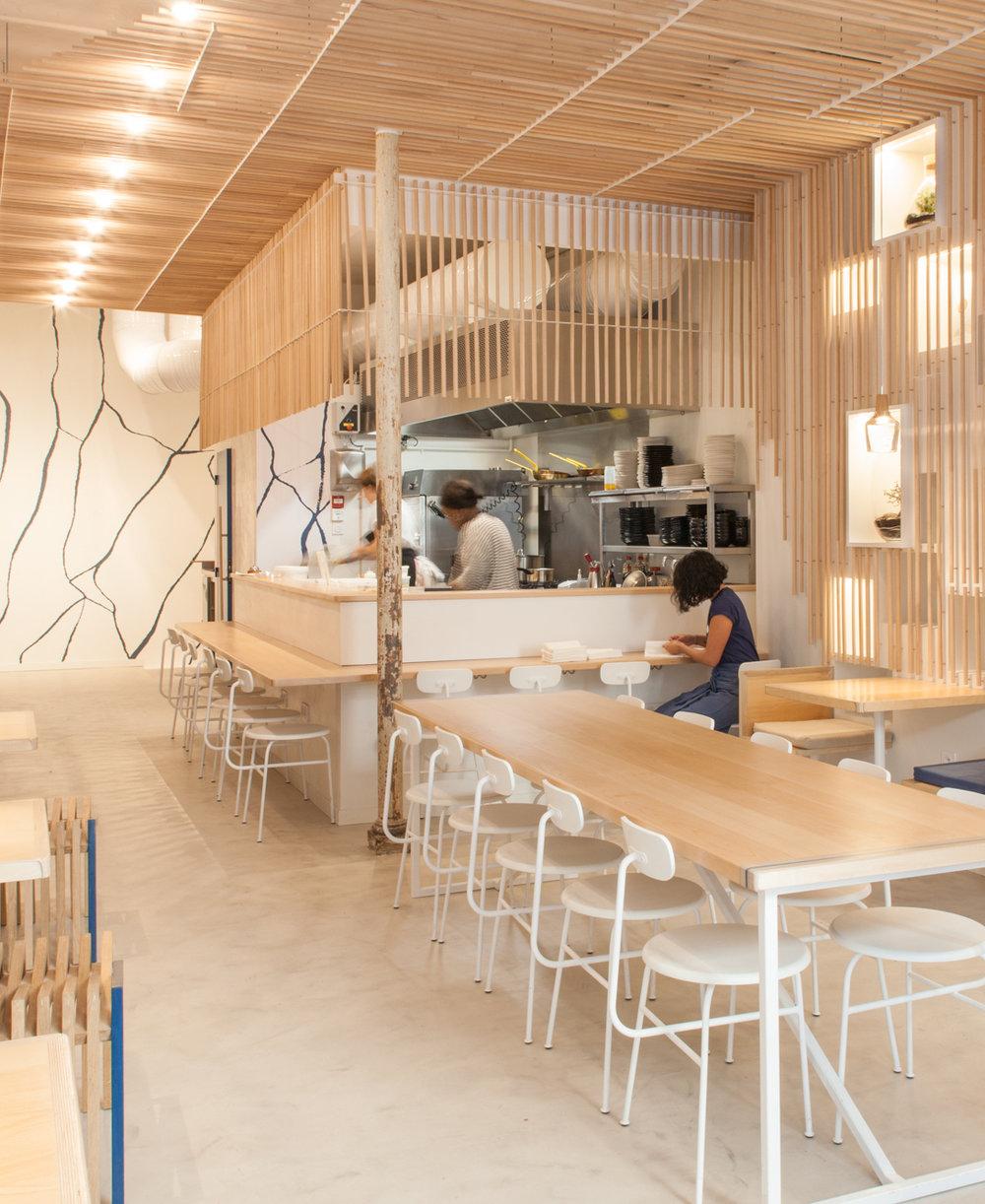 RESTAURANTS   Hopfab vous présente les meilleurs artisans pour sublimer l'agencement de votre restaurant rapidement.     En savoir plus    sur notre service restaurants