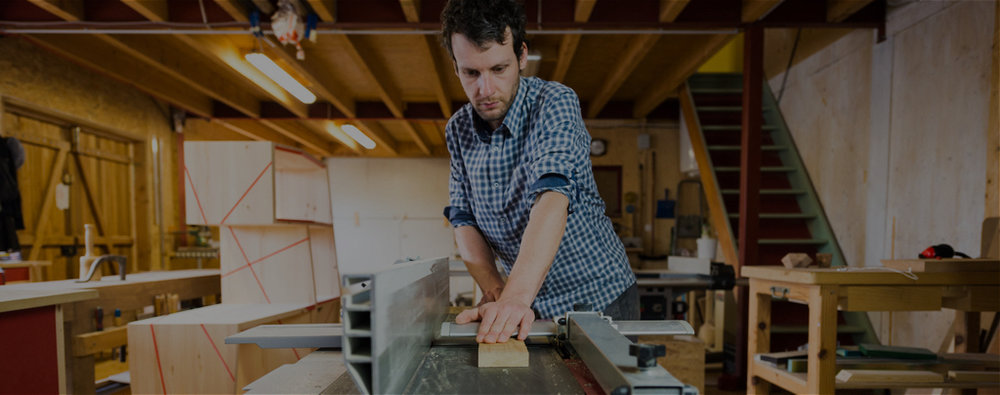 Rejoignez la communauté Hopfab ! - Votre métier, c'est de fabriquer de beaux meubles et de beaux agencements.Le nôtre, c'est de leur faire rencontrer leur nouveau propriétaire.On était faits pour s'entendre.