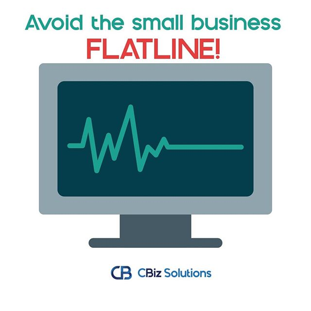 You've built a good business but don't let your business FLATLINE because you lost your motivation. Innovate and create a new motivation! Take your first step of being a GREAT business owner by optimizing and increasing efficiency!