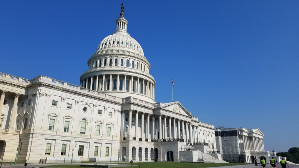 Tour of the U.S. Capitol Building