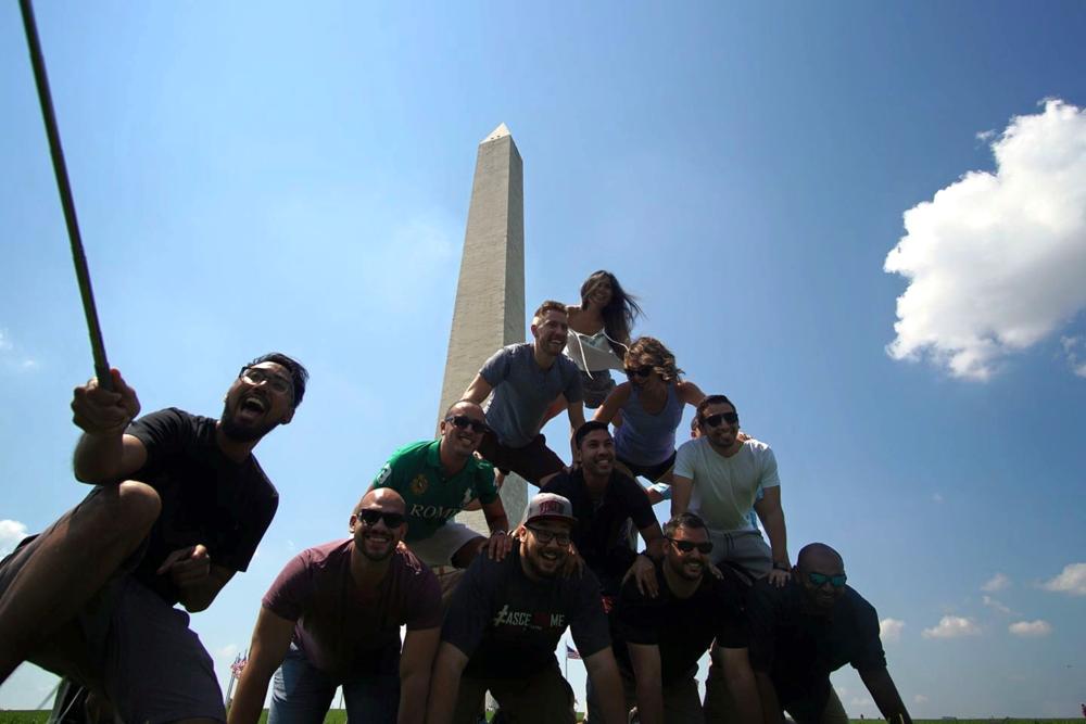 Monument Walking Tour