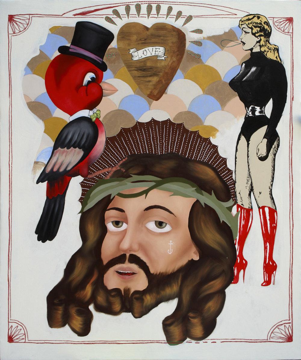 vostro signore gesù cristo,i piaceri della carne e l'ornitologia.jpg