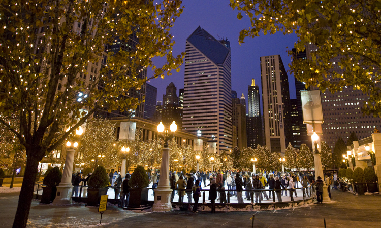 37 The McCormick Tribune Ice Rink offers free skating from mid-November ....jpg