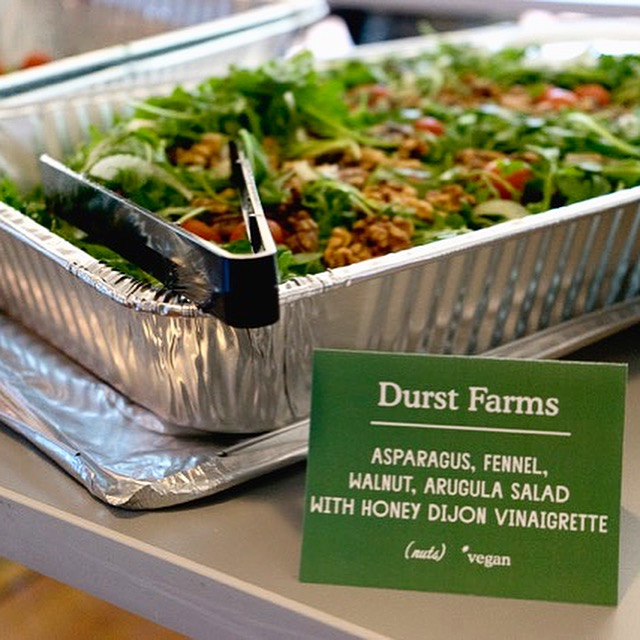Whole Foods Event - Durst Salad
