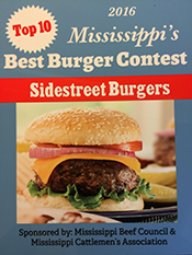 Yup...we're one of the 10 best burgers in Mississippi! Read the full article here!