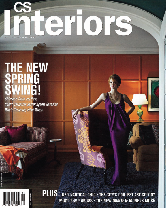 CS Interiors Magazine -