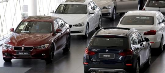 Autosalone, mercato auto, Bmw (Reuters)