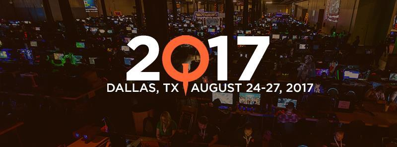 2017 Quakecon Is Coming Up!
