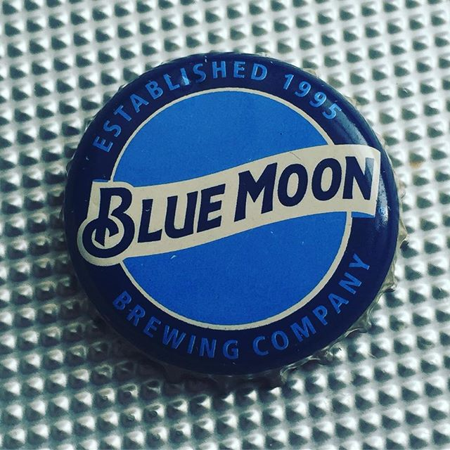Day 5, Once in a Blue Moon, more Belgian, #day5 #7beersin7days #northberwick #holidaybeer #bluemoon