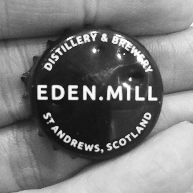 Day 6, Edin Mill, St. Andrews, Shipwreck IPA, #7beersin7days #northberwick #landho #othersideoftheforth #scottishbeer