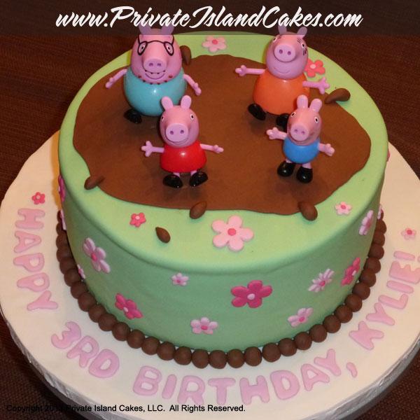 Birthday Cake Girl 9 Years 3 1 2 4 5 6