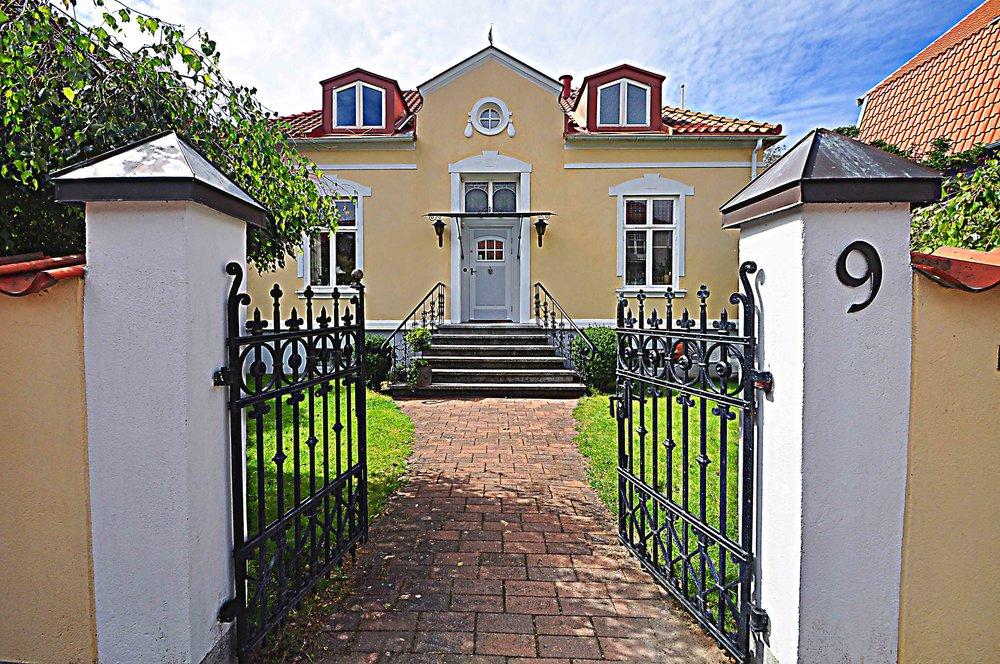 Randersgatan - Tågaborg -