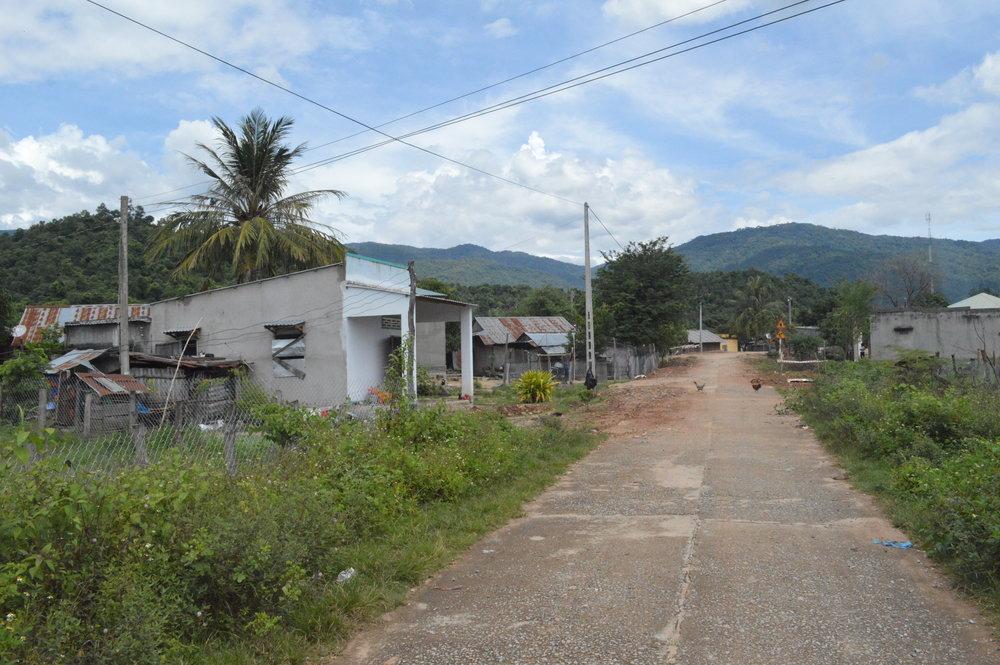 Local village.