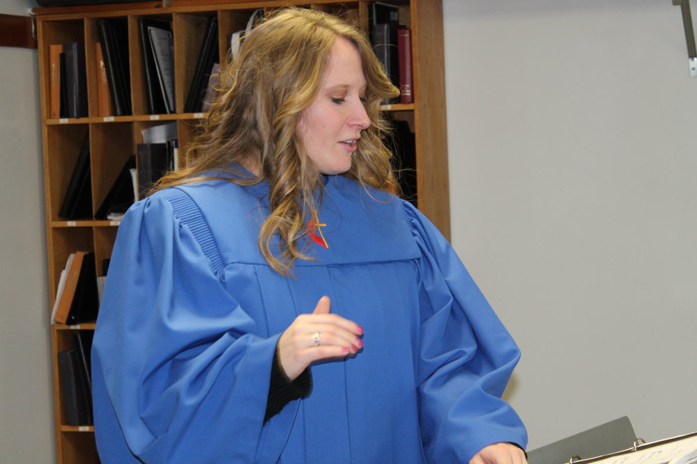 Courtney Rousak - Senior Choir Director, Bell Choir Director , Children's  Choir Director