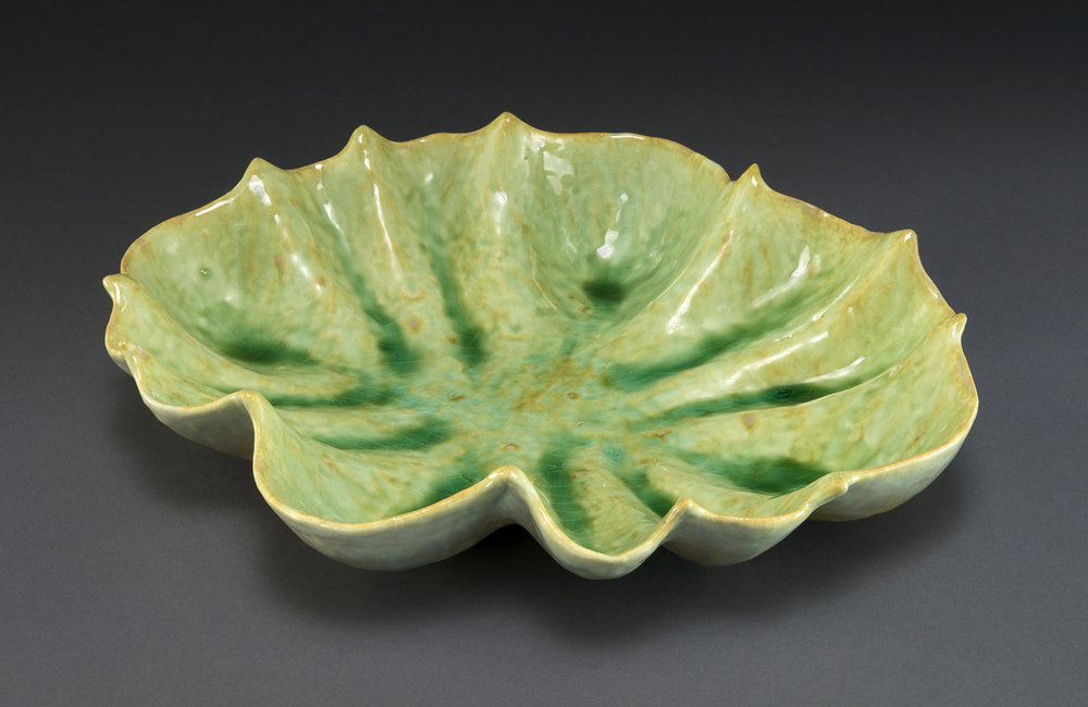 Bright Green Dish