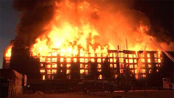 Urban Fires