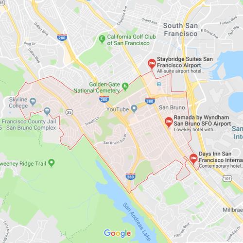 CA - San Mateo County - Cities — Metropolitan Intelligence