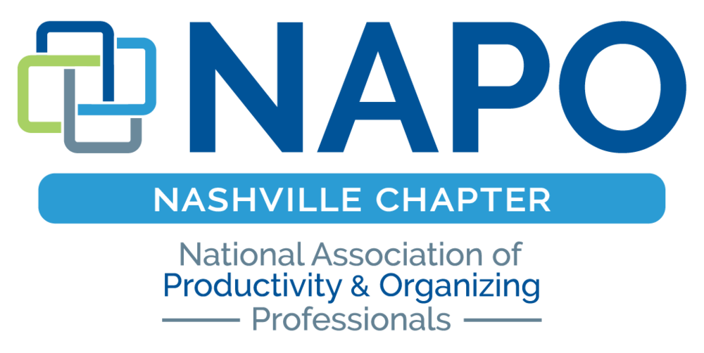 Member of National Association of Productivity and Organization Professionals and the Nashville Chapter