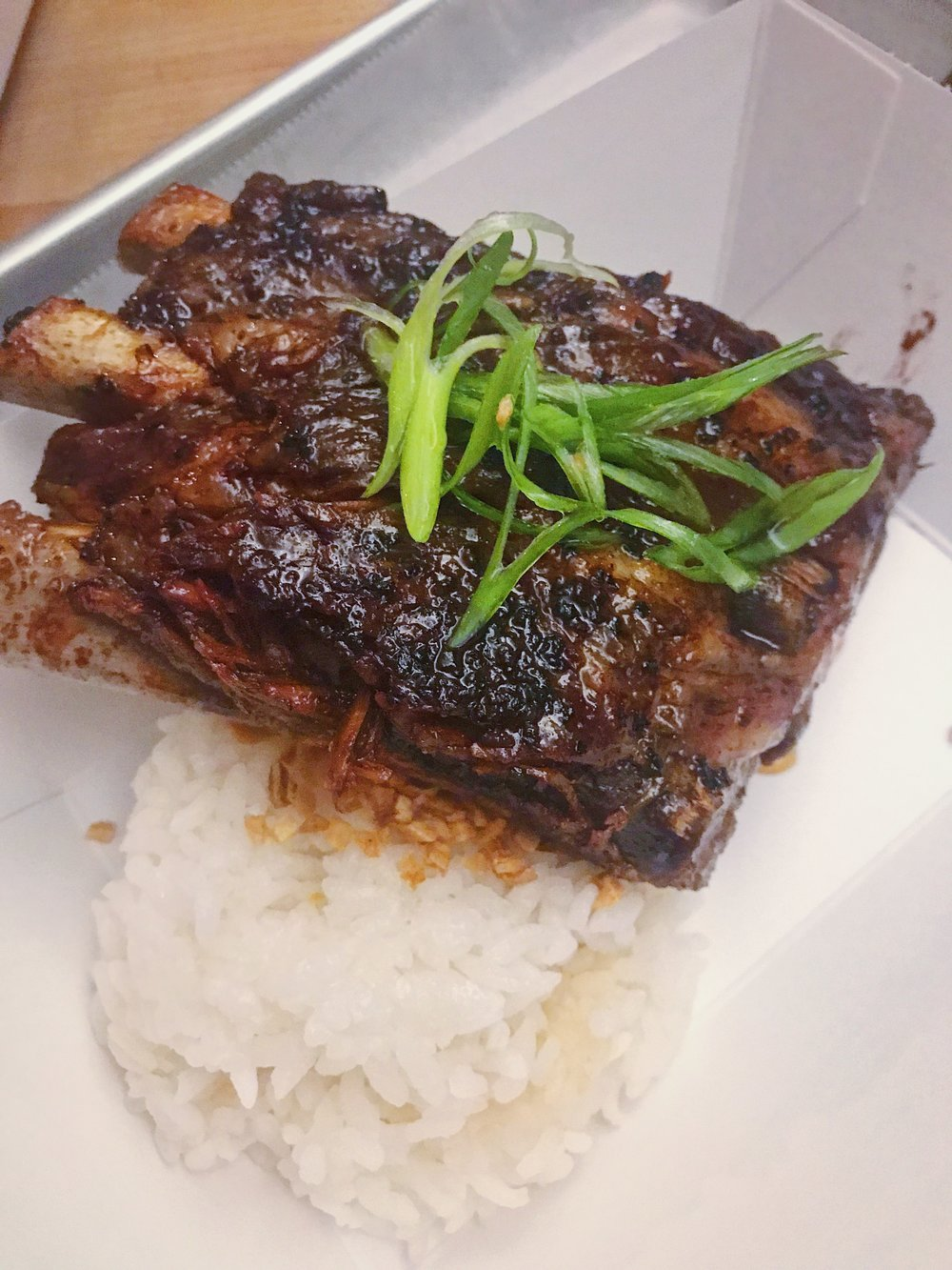 pork ribs adobo  © Matt Nagy