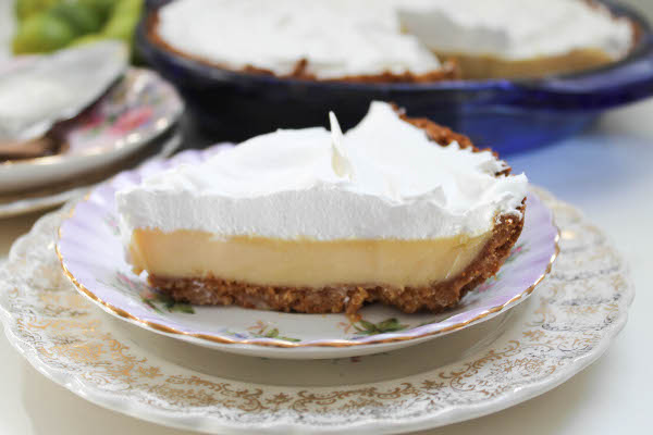 key lime pie © Bianca Garcia