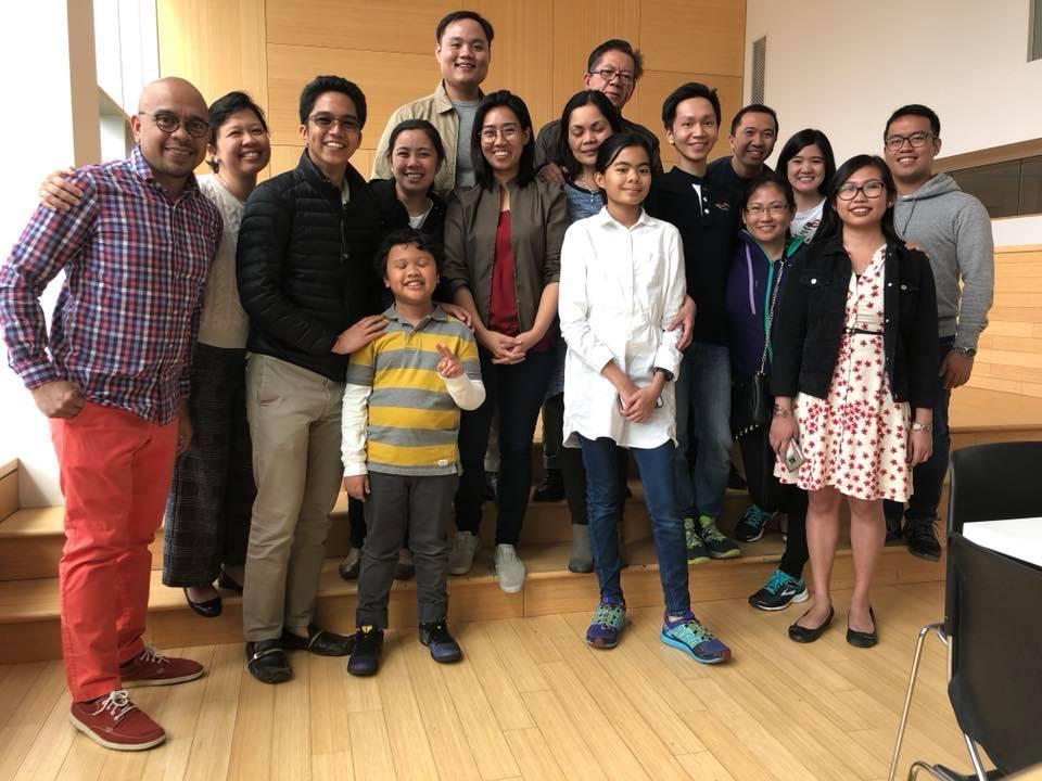 Photo from the Pan-Harvard Filipino Group // Photo provided by Reina
