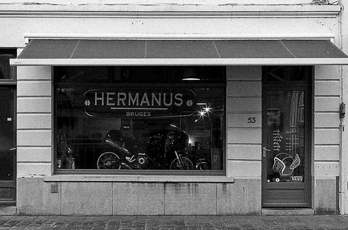 HERMANUS Bruge, Belgium. www.hermanusbruges.be