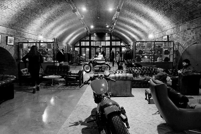 The BIkeshed motorcycle cluB London, UK. www.bikeshedmc.com