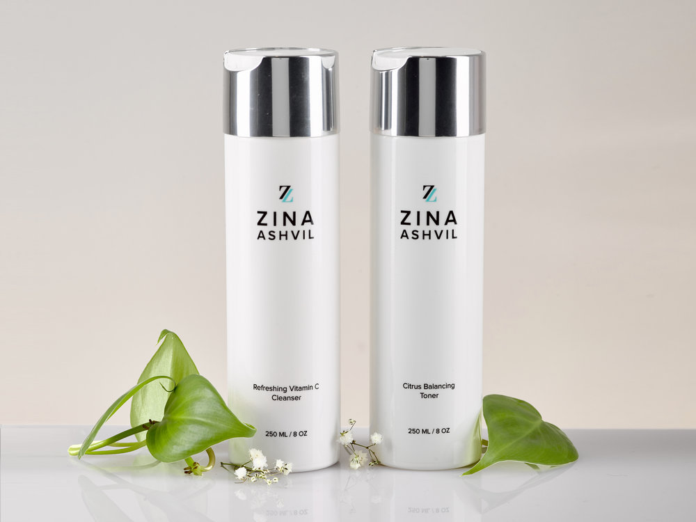 zina ashvil skincare products-cleanser and toner.jpg