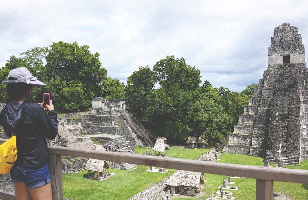 Tikal, Guatemala: a quick 1.5 hour drive from San Ignacio, Belize