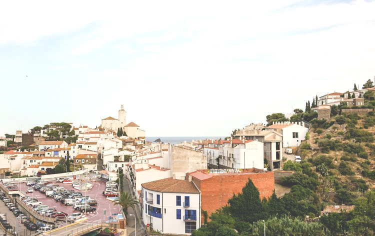 Day 1: From Barcelona to Cadaqués -