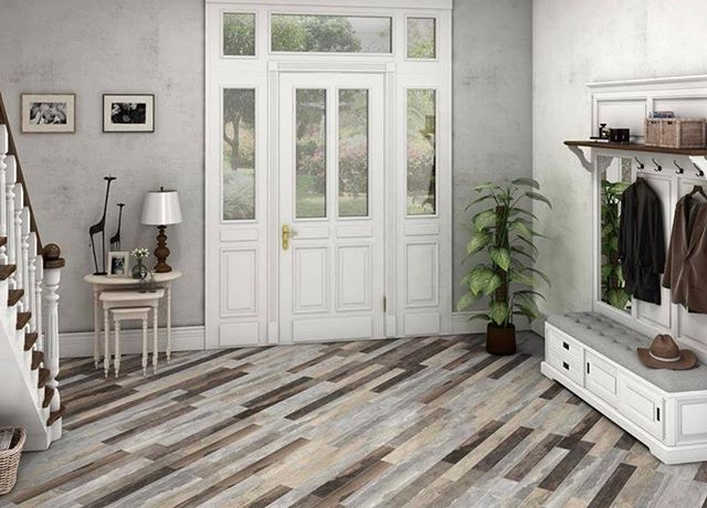 Through its intricate variation and slim size, Qualis Ceramica Shenandoah is truly a line above the rest! Looking for the perfect tile for your next project? Stop by our showroom and become inspired!