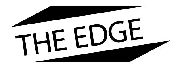 Edge Logo on White