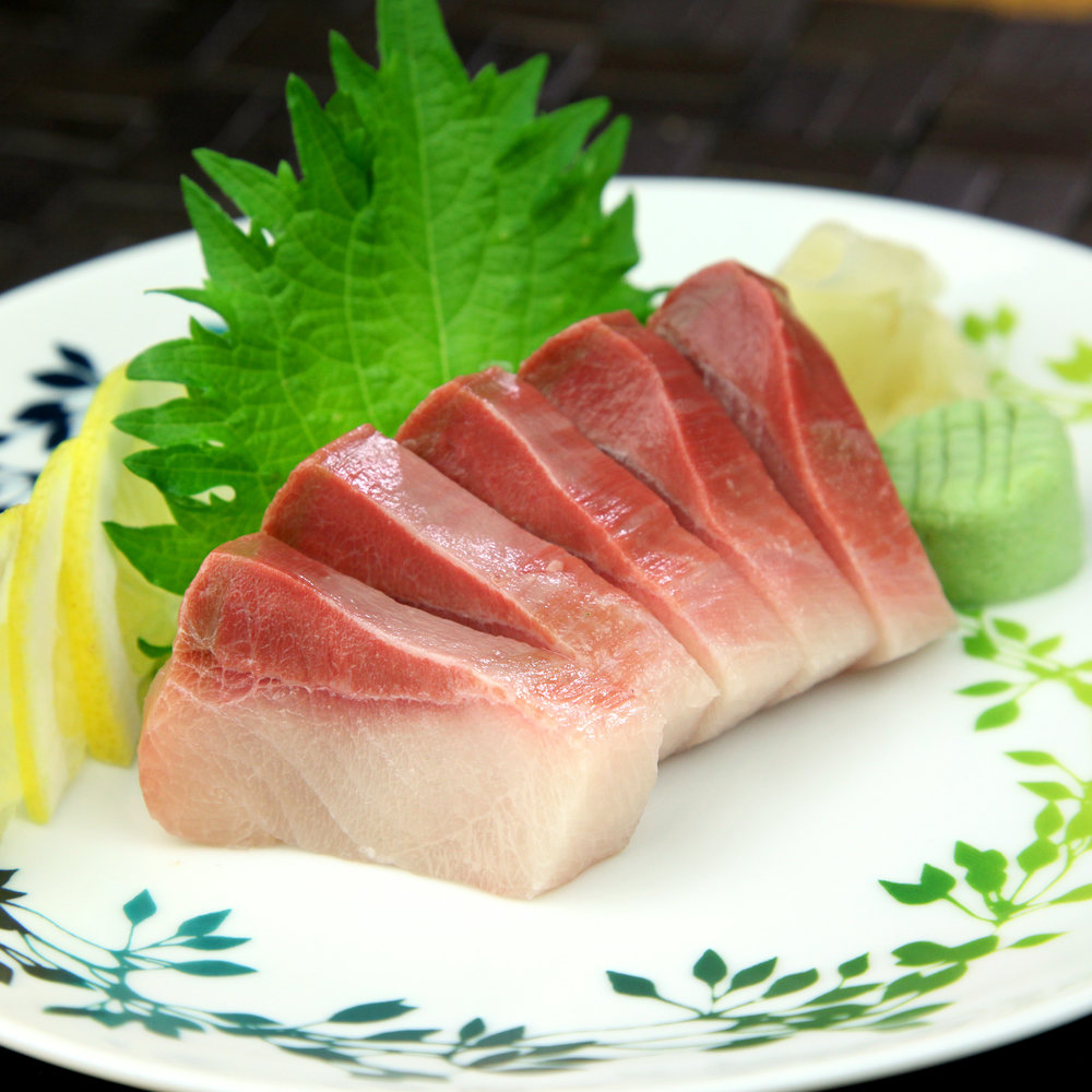 HAMACHI (YELLOW TAIL) - 5 PCS @ £9.50