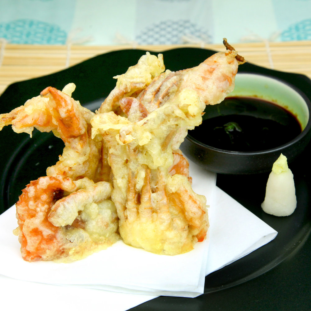 JUMBO SOFT SHELL CRAB - @ £9.80
