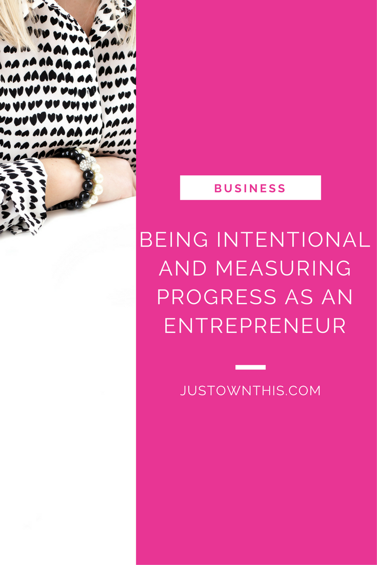 Being intentional and measuring progress is vital for business growth. Discover why and what you need to be tracking over vanity statistics like followers