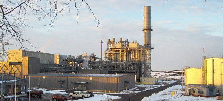 Photo of Mankato Energy Center from  POWER Engineering news article