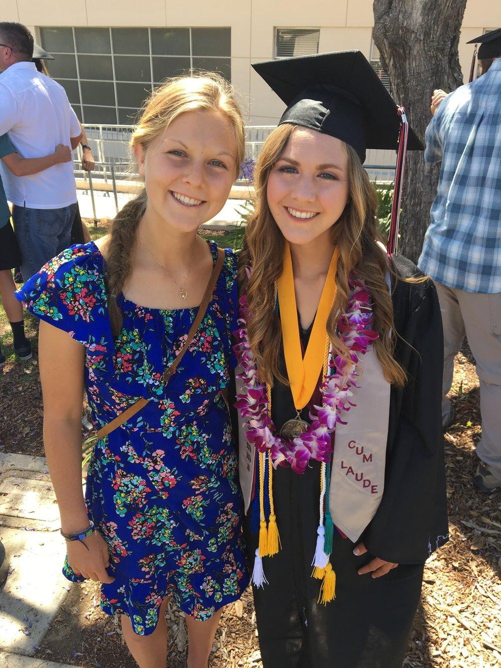 Annika + Emily